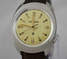 Vintage 1977 Bulova Accutron 218 Mens Watch -MINT CONDITION