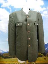 Frankonia Jagd grüner Janker mit Hirschhornknöpfen Trachtenjacke Jacke Gr.26