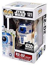 """Exclusivo R2-D2 Star Wars Jabba's bote contrabandista's Bounty 3.75"""" POP Vinilo FUNKO"""