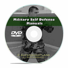 Self Defense DVD, US Marine Corp, US Army Survival Guides, Doomsday Survival!