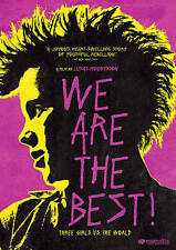 We Are the Best (DVD, Sweden With English Subtitles, 2013, 2014)