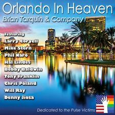 Orlando in Heaven Brian Tarquin CD Guitar Masters Dedicated to the Pulse Victims