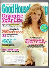 Kyra Sedgwick Good Housekeeping Magazine January 2011 Brand NEW FREE SHIPPING