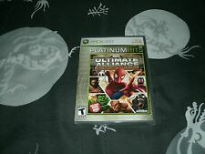 Marvel: Ultimate Alliance Special Edition For Xbox 360 Brand New Factory Sealed