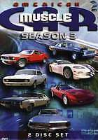 American Muscle Car : Season 3 (DVD, 2008, 2-Disc Set)
