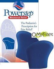 Powerstep Metatarsal Relief Pad Small M 3-8, W 5-10