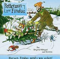 Morgen, Findus, wird's was geben! von Pettersson und Findus | CD | Zustand gut