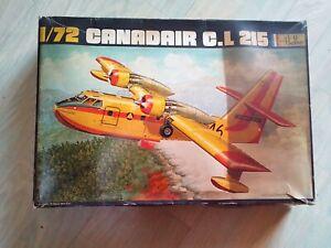 Maquette Avion - 1/72 - Canadair C.L 215.- Heller