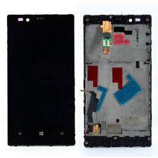 For Nokia Lumia 720 720T Touch LCD Display Screen Digitizer Assembly with Frame