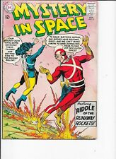 Mystery in Space  #85