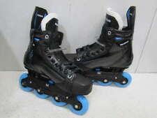 Marsblade 01 Hockey Roller Blades Size 8.5D - Black/Blue