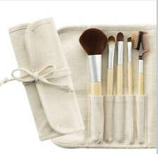 Cala Bamboo 5 pcs Brushes Set + FREE Gift Itay Travel Size 2.5gr Foundation MF1