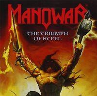 Manowar Triumph of steel (1992) [CD]