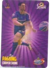 Cooper Cronk Single NRL & Rugby League Trading Cards