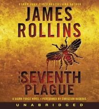 The Seventh Plague by James Rollins (2016, CD / CD, Unabridged)
