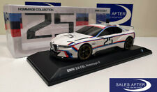 Original BMW Miniatur 3.0 CSL R Hommage Collection 1:18 Modellauto CONCEPT CAR