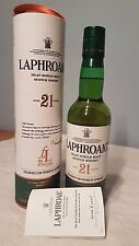 Laphroaig 21 years - 200 ANNIVERSARY LIMITED EDITION
