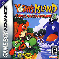 Yoshi's Island: Super Mario Advance 3 - Nintendo Game Boy Advance (Cart Only)