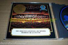 The Orquesta Sinfonica De Mineria Dvorak New World +more CD Herrera De La Fuente