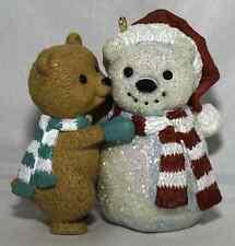 Hallmark Keepsake  2005 Ornament - Snow Bear Buddies MIB