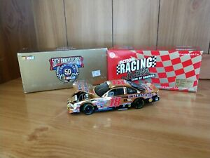 RARE 1998 Action Bobby Labonte Interstate Batteries 1:32 Scale Gold Pontiac Car