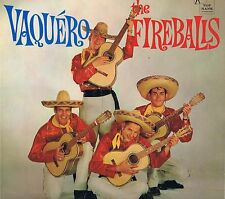 THE FIREBALLS Vaquero Top Rank RM-343 Vinyl LP 33 Latin Pop Album VG+ Mono 1960