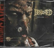 BENIGHTED-ASYLUM CAVE-CD-brutal-death-metal-aborted-exhumed-carcass