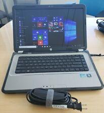 "HP Pavilion g6 Core i5-2430M 2.40GHz 15.6"" 6GB RAM 500GB HDD WIFI WEBCAM WIN 10"