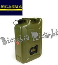 8503 - TANICA 20 LITRI BENZINA VESPA 125 150 200 PX - ARCOBALENO E DISCO T5