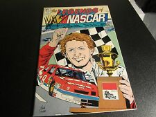 THE LEGENDS OF NASCAR STARRING BILL ELLIOT #1 RARE  signed by HERB TRIMPE