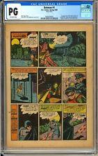 Batman #1 (Page 6 Only) 1st App. The Joker Classic Golden Age DC Comic CGC 1940