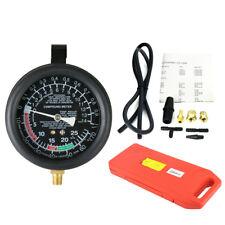 TU-1 Carburettor Valve Auto Pump Pressure & Vacuum Tester Gauge Test Tool Kit