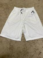 Starter Men's White Short Sweatpants Size Medium M New