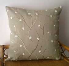 "Shabby Chic Retro Style  Cushion Cover/16""x16""/John Lewis VOYAGE Fabric"