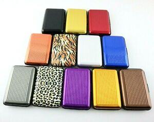 RFID Blocking Credit Card Holder - Pick Your Color