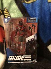 GI Joe Classified Red Ninja