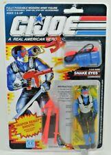 "GI Joe ARAH Snake Eyes V4 1991 3.75"" MOC Sealed Complete Hasbro Vintage"