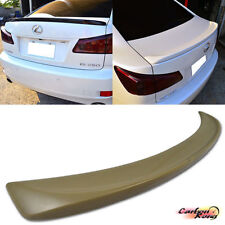 Item In AU LEXUS IS250 IS350 IS F 2nd 4D Saloon Rear F Trunk Spoiler 06-12