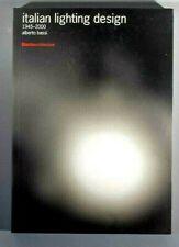 More details for  italian lighting design 1945-2000 alberto bassi arteluce sarfatti fontana arte