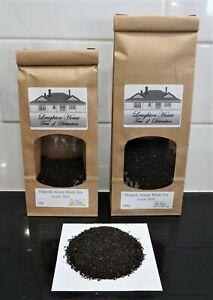 Laughton House  - Organic Black Assam Tea - Grade: BOP