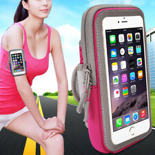 Running Jogging Gym Arm Band Mobile Phone Holder Bag For iPhone X 8 11 Samsung