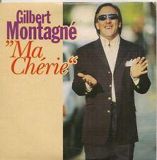 CD SINGLE 2 TITRES--GILBERT MONTAGNE--MA CHERIE--1996