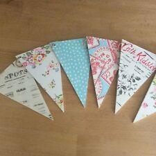 Shabby Chic. in LEGNO Flag Bunting in Cath Kidston stampe (331)