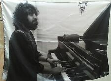 VANGELIS Earth Olympia Concert 1974 FLAG CLOTH POSTER WALL TAPESTRY BANNER CD
