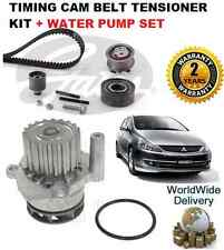 FOR MITSUBISHI GRANDIS 2.0DT 2005-2010 TIMING CAM BELT KIT + WATER PUMP SET