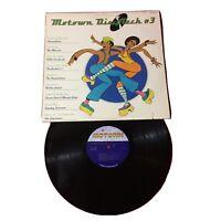 Motown Disc-O-Tech #3  *1976:Motown M6-853S1 *Vinyl (EX) copy