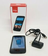 HTC 526 Desire 8GB 4G LTE 8MP Verizon Wireless Android Stealth Black Smartphone