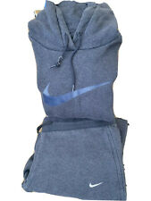 Woman's Size  S/M  Nike Sweat Set Track Hoodie/Pants