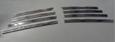 OPEL HOLDEN Vauxhall VECTRA B 1995 to 2002 CHROME GRILLE BARS 8pce