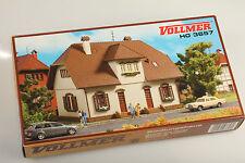 Vollmer h0 3657 Classique Maison d'établissement #1 en emballage d'origine